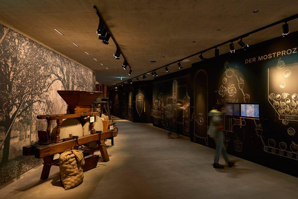 Musée du cidre ©iGuzzini. Photo Paolo Carlini