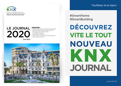 Demandez le KNX Journal 2020 ! - Filière 3e