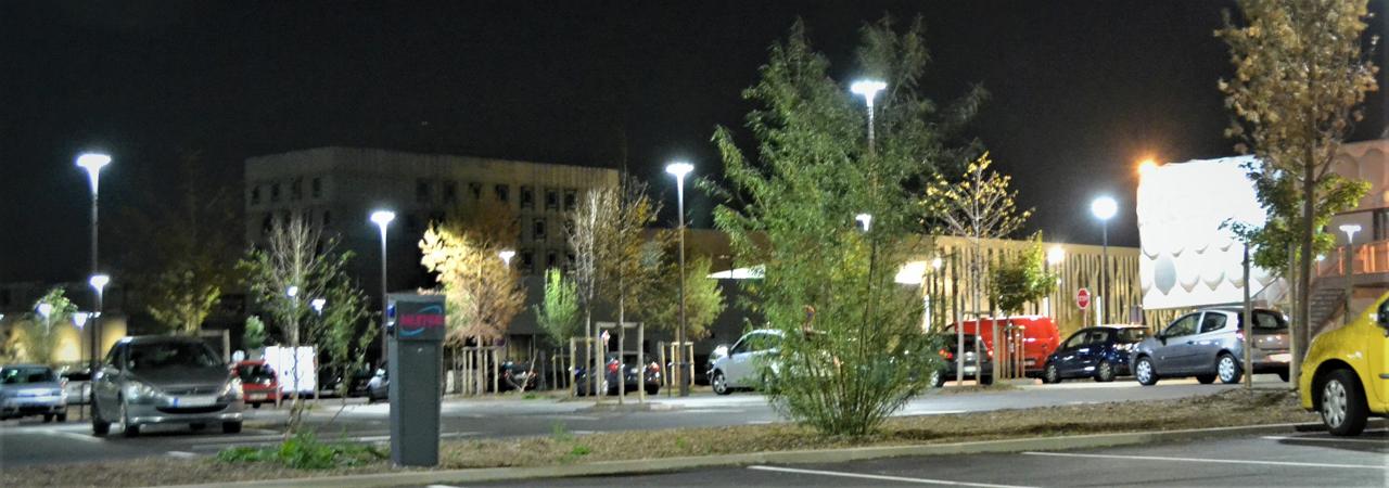 Dossier - Éclairage des parkings - Disano