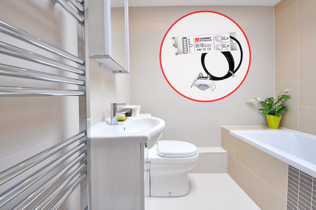 Gestion de l'éclairage dans l'hôtellerie - BEG PD9-SDB