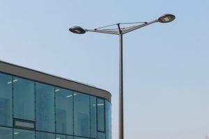 Éclairage public intelligent. ©Comatelec-Schréder