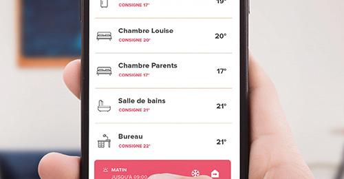 ecran app Muller Intuitive