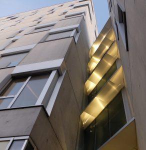© Agence Rich – Inspirations Îlot B Muse, ile de Nantes. Architectes Barre-Lambot. Prix ACEtylene 2020 ≪ Coup de coeur ≫ categorie petit budget.