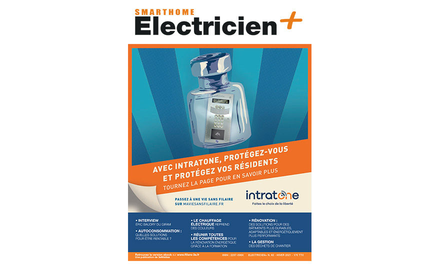 smart home electricien+ n°82