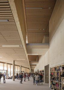 Dossier Éclairage des locaux d'enseignement © Colas Durand. Photo Luc Boegly