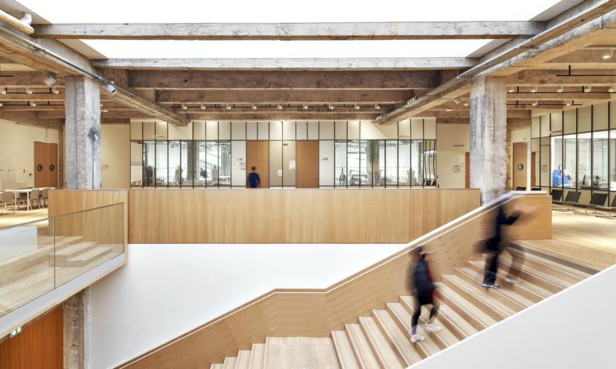 Institut français de la mode - Architecture Patrick Mauger