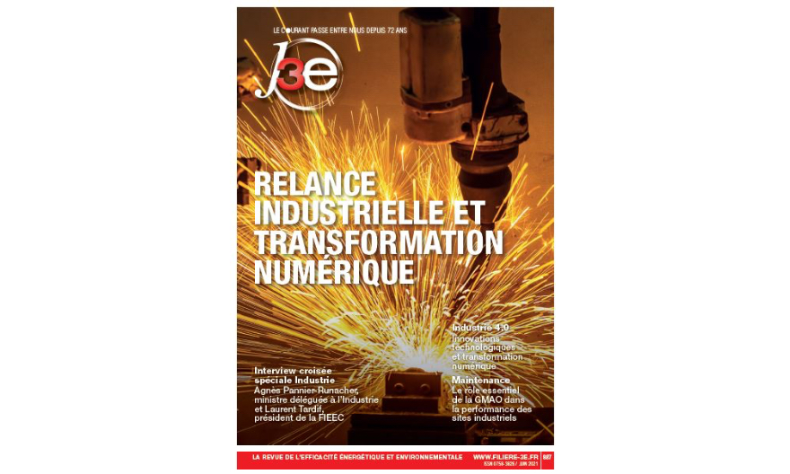 Relance industrielle et transformation numérique : Interview croisée spéciale Industrie avec Agnès Pannier-Runacher, ministre déléguée à...