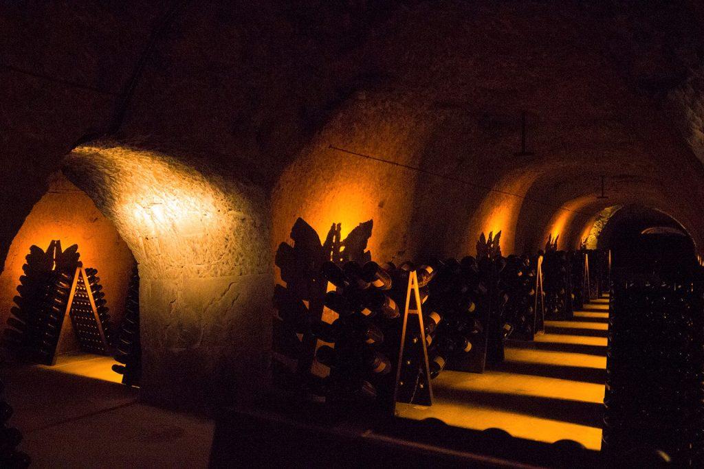 Champagne Joseph Perrier © Emeric Thiénot