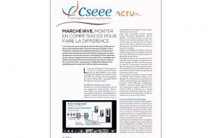 couverture lettre actualité CSEEE Electricien + 84