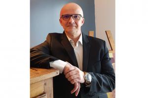 Stephane Vanel, directeur général de Lucibel
