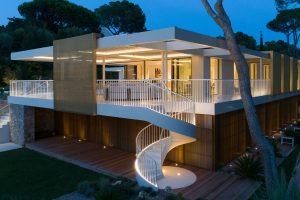 Villa Saint-Tropez © Vincent Coste